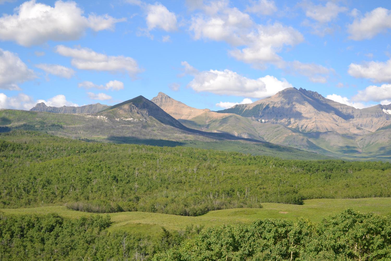 Foothills at Waterton (Alberta)